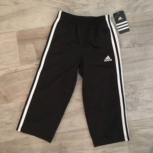 Adidas Track Suit Pants Boys 3T NWT